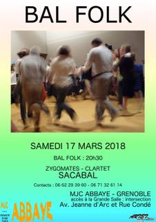 abbaye grenoble 17 mars