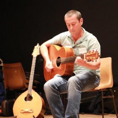 fred guitare
