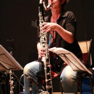 stéphanie clarinette basse